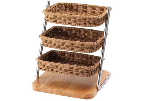 Neumärker Buffet standard with Basket