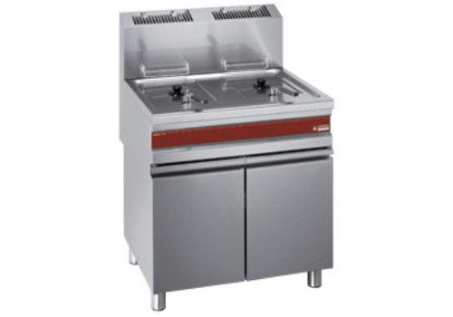 Diamond Fryer Gas 2 x 15 Liter