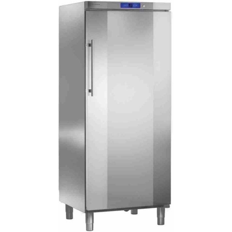 liebherr liebherr edelstahl kühlschrank in beine