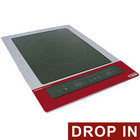 Diamond Induktionsplatte Installation 3.6 kW | taktile Tasten