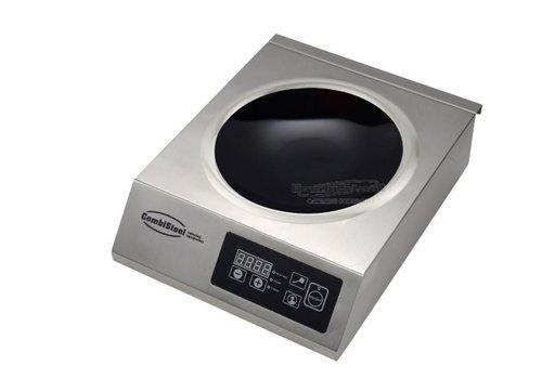 Combisteel Induction wok plate