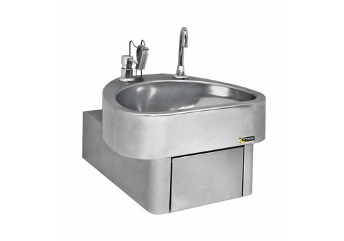 Sofinor Luxury Stainless Steel Washbasin | Clinium