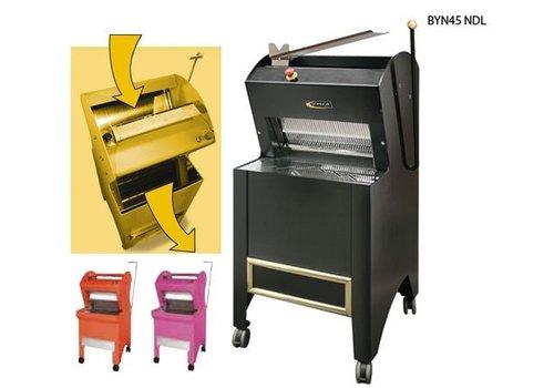 Sofinor Brotschneidemaschine | schwarz | Halbautomatische | Brot auf | 550W