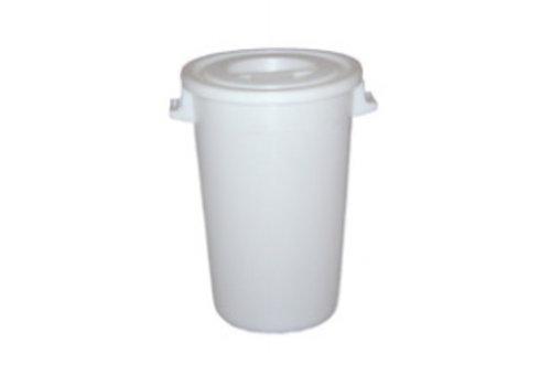 Combisteel Afvalbak Met Deksel | 5 Formaten