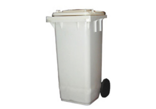 Combisteel Afvalbak 57 x 73 x 107cm   240 Liter
