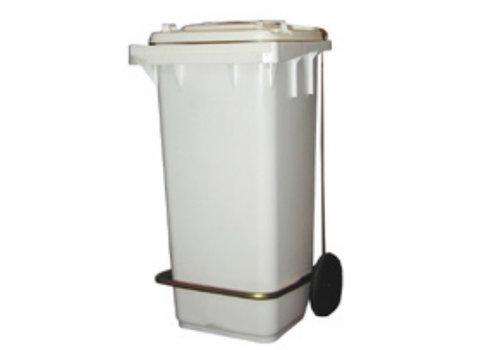 Combisteel Pedal bin 48 x 55 x 92cm | 120 liters