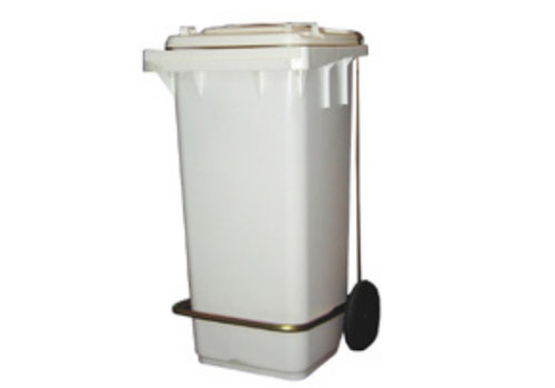Combisteel Treteimer 48 x 55 x 92 cm | 120 Liter