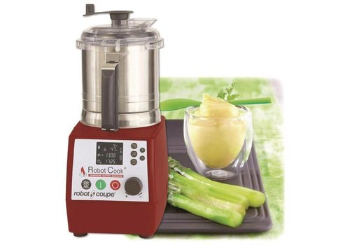 Robot Coupe Robot Cook Verwarmde Cutter-blender 230V
