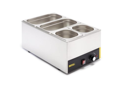 Buffalo Bain Marie | Including GN Bakken