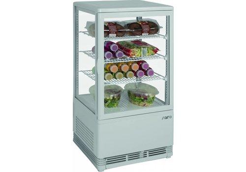 Saro Mini-refrigerator with 3 grills