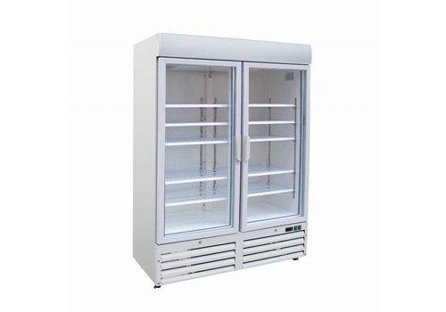 Combisteel Horeca Freezers with glass folding doors 920 Liter