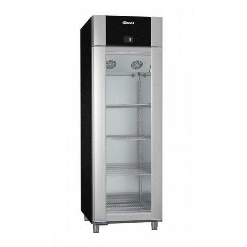 Gram koelkasten met glazen deur
