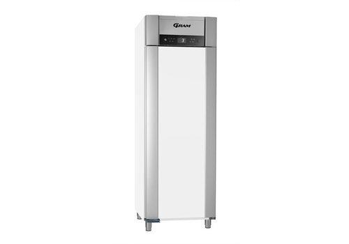 Gram Stainless steel deep coolers 2/1 GN | 610 liters