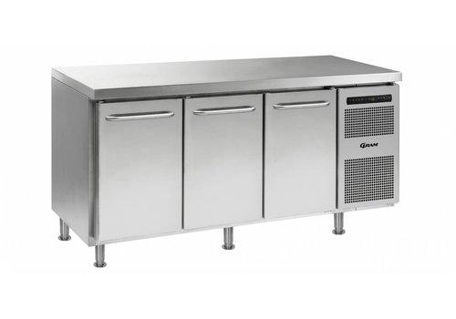 Gram Gram Gastro vrieswerkbank met 3 deuren | 506 Liter