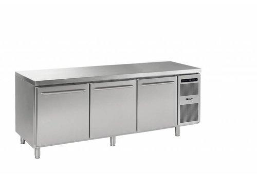 Gram Gram Gastro vrieswerkbank met 3 deuren | 2/1 GN | 865 Liter