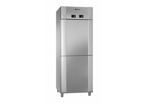 Gram Gram Eco twin combi fridge 286 liters