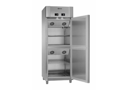 Gram Gram Eco twin combi fridge / depth cooler 286 liters