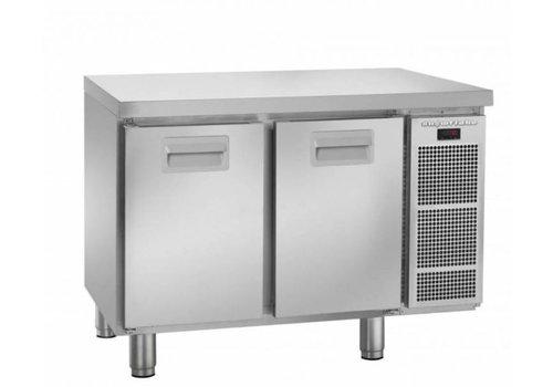 Gram Gram snowflake refrigerated workbench 2 doors | 234 liters