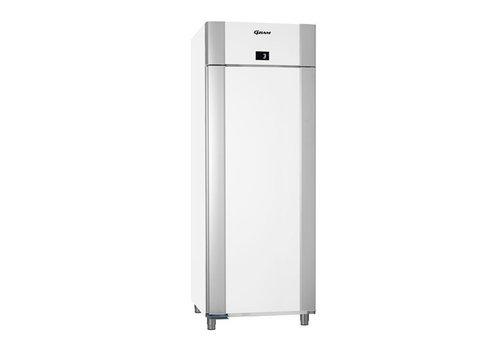 Gram Stainless steel deep cooling single doors white   2/1 GN   614 liters