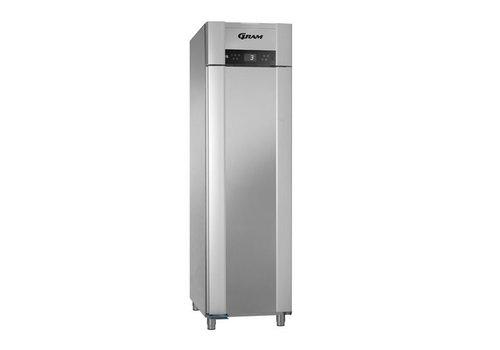 Gram Stainless steel deep-cooling single doors   465 liters