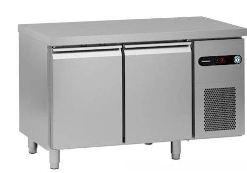 Gram Gram snowflake / hoshizaki refrigerated workbench | 2 doors |