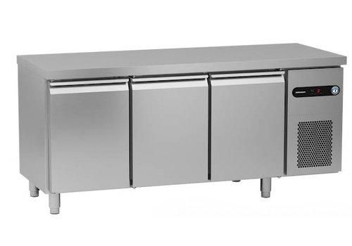 Gram Gram snowflake / hoshizaki refrigeration bench | 3 door | 500 liters
