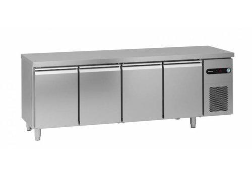 Gram Gram snowflake / hoshizaki refrigeration bench | 4 door | 625 liters
