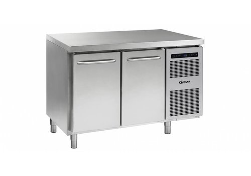 Gram Gram Gastro koelwerkbank | 2 deurs | 345 liter