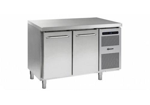 Gram Gram Gastro Kühlwerkbank 2 Türen | 345 Liter