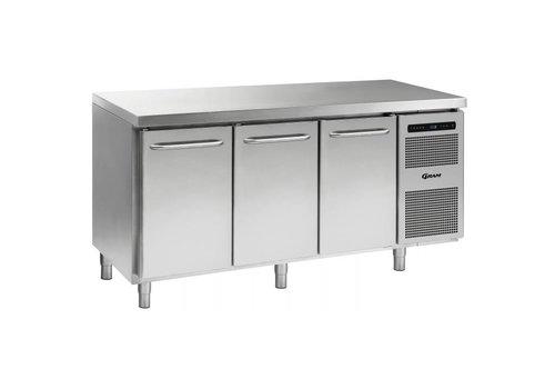 Gram Gram Gastro Kühlwerkbank 3 Türen | 506 Liter