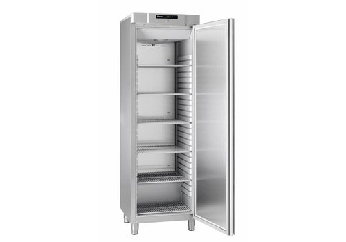 Gram COMPACT Freezer Stainless Steel | 346 liters