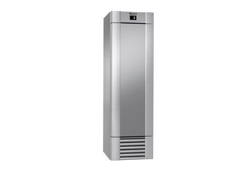 Gram Stainless steel deep cooling single door | 407 liters