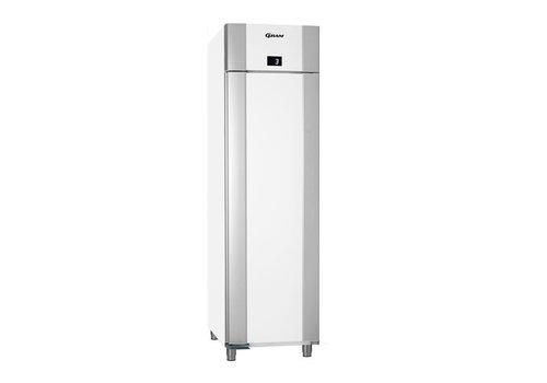 Gram Gram White / Edelstahl Kühlschrank 465 L