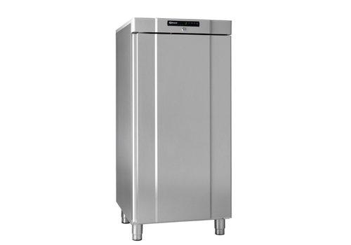 Gram Gram Edelstahl-Kühlschrank   218liter