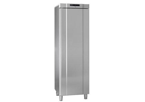Gram Gram Edelstahl-Kühlschrank   346liter