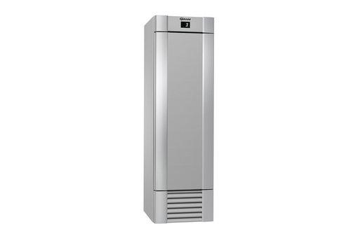 Gram Gram RVS koelkast enkeldeurs MIDI | 407 L