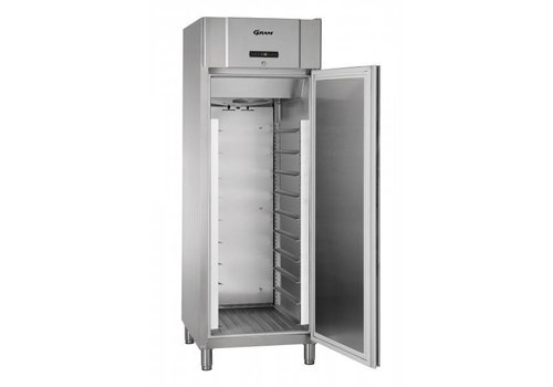Gram Gram stainless steel storage refrigerator with dry operation 400x600mm