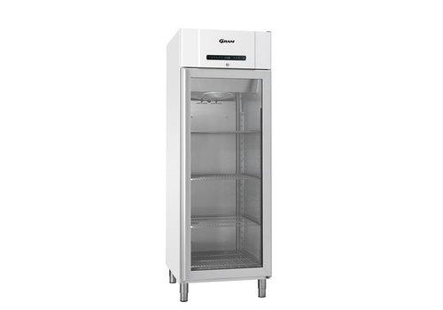 Gram Horeca Refrigerator Glass Door White 583 liters