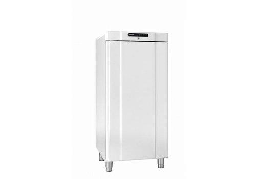 Gram Gram Edelstahl-Kühlschrank weiß | 218liter