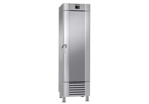 Gram Gram stainless steel deep cooling single door | 407 liters