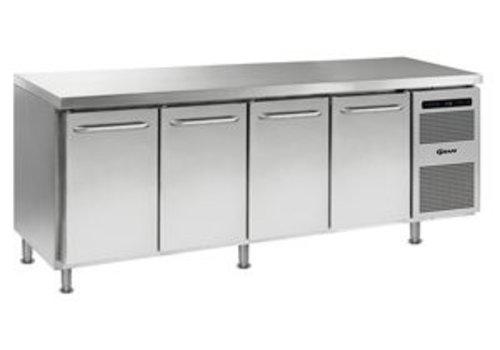 Gram Kühlwerkbank 4 Türen 1 / 1GN | 668 Liter