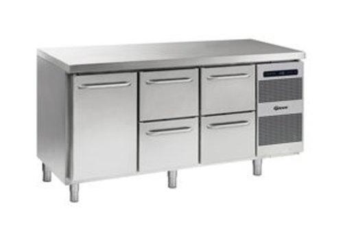 Gram Kettle Stainless Steel 1 Door and 4 Loading 506 liters