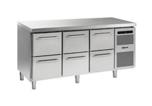 Gram Cool Workbench RVS 6 Loading 506 liters