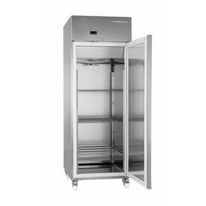 Gram Gram Stainless Steel Single Freezer Freezer | 594 liters