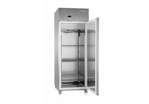 Gram Gram stainless steel single door freezer cabinet 594 liters