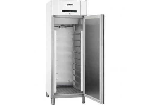 Gram Gram stainless steel storage freezer white 400x600mm | 583 liters