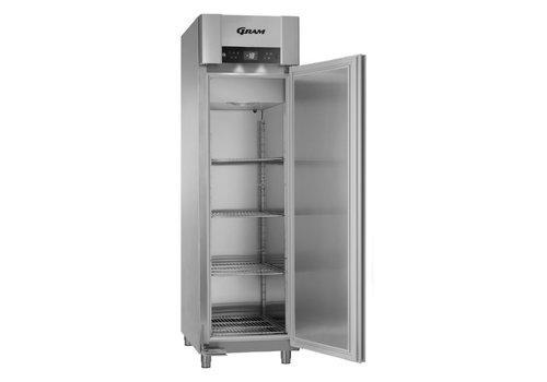 Gram Gram Vario Silver freezer Euro standard 465 liters