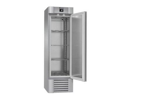 Gram Gram stainless steel freezer single doors | 407 liters