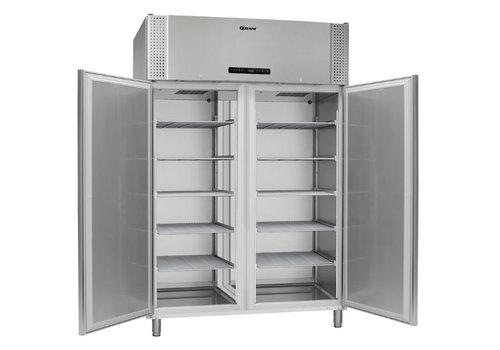 Gram Gram stainless steel freezer double doors | 1400 liters
