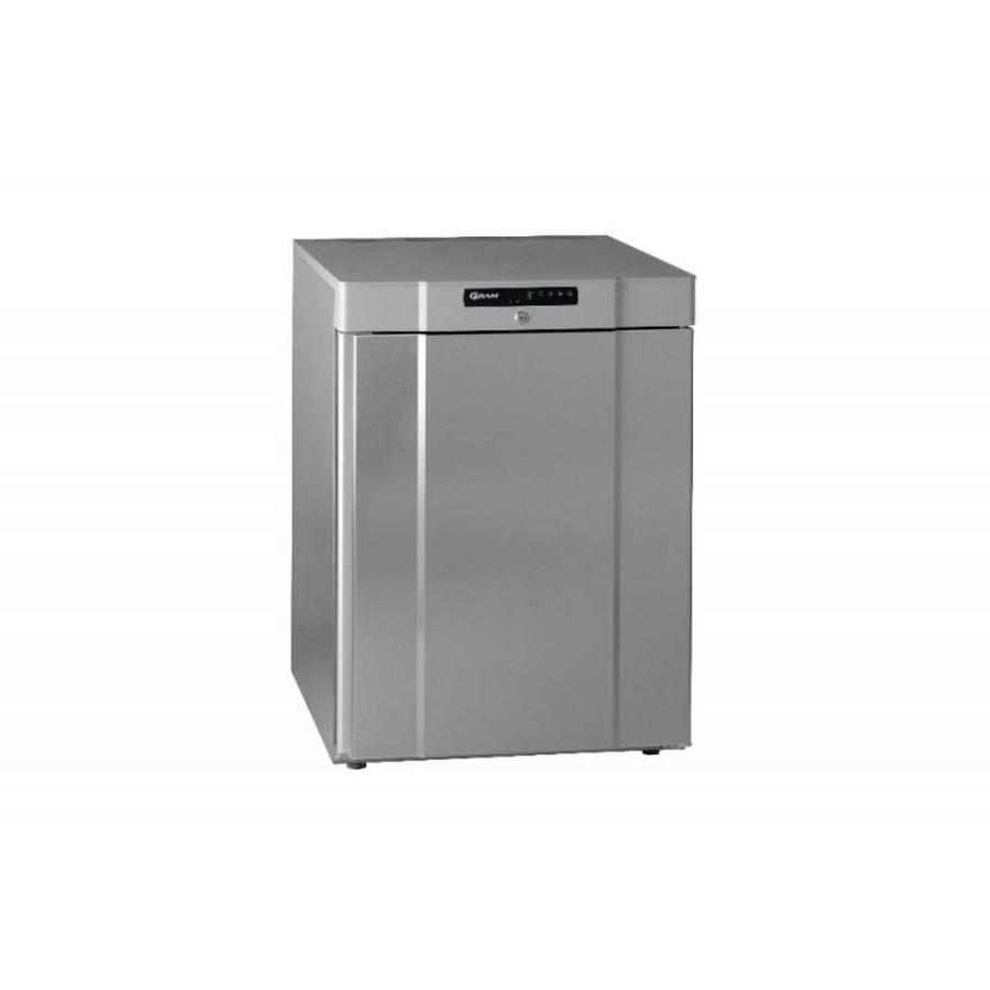 Gram stainless steel substructure freezer 125 liters